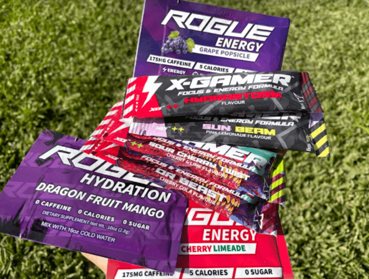 X-Gamer is a supplement designed for e-Sports fans, but is it healthy for you?