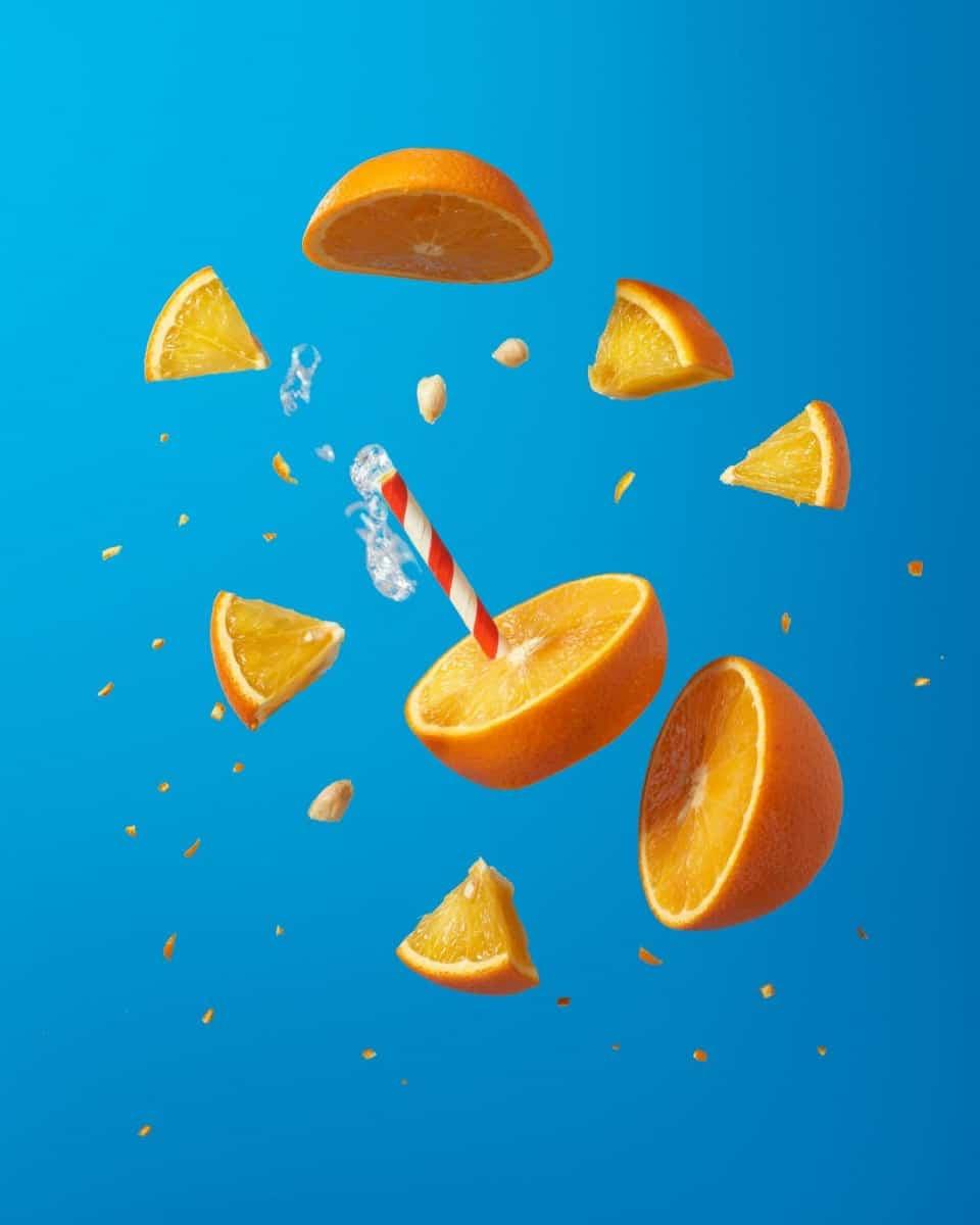 oranges are great source of vitamin c